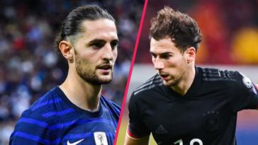 Rabiot et Goretzka sont suivis par United (iconsport)