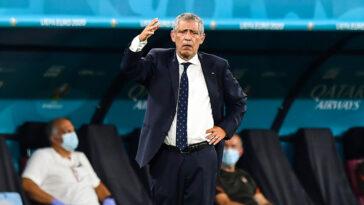 Fernando Santos estime que le nul contre la France était mérité mais regrette le penalty accordé aux Bleus (iconsport)