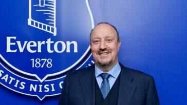 Rafa Benítez est le nouvel entraîneur d'Everton (iconsport)