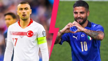 L'Euro débutera ce vendredi soir avec la rencontre entre la Turquie et l'Italie (iconsport)