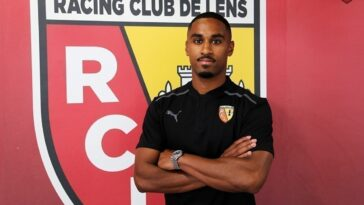 Wesley Saïd rejoint le RC Lens (rclens.fr)