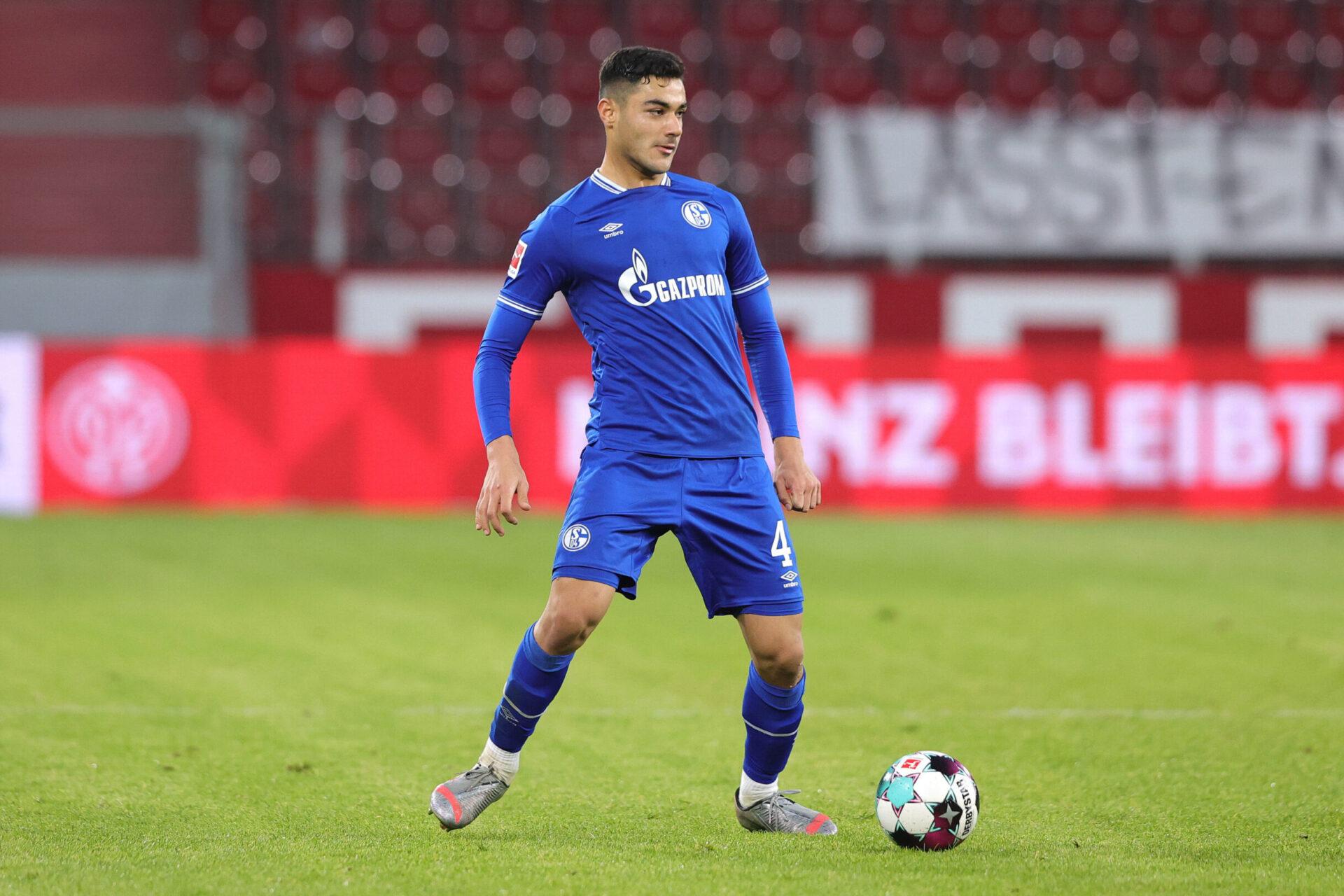 Kabak devrait quitter définitivement l'Allemagne pour Leicester (iconsport)