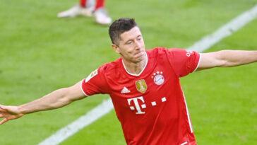 Chelsea rêve d'enrôler Robert Lewandowski pour renforcer son attaque. Icon Sport