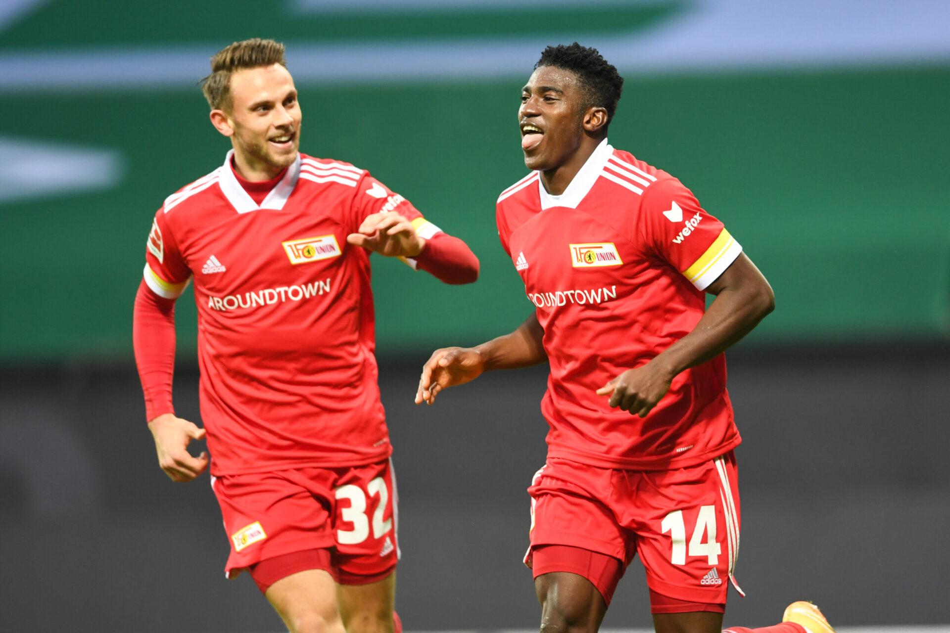 Tout comme Marko Grujić, Taiwo Awoniyi devrait retourner au club où il était prêté la saison dernière (iconsport)