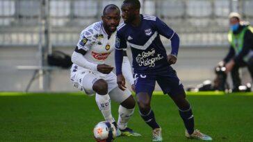 Maintenus en Ligue 1 à l'issue de la saison, Bordeaux et Angers ont été rétrogradés administrativement par la DNCG en Ligue 2. Les deux clubs vont plaider leur cause le 12 juillet prochain devant le gendarme financier du football français (iconsport)