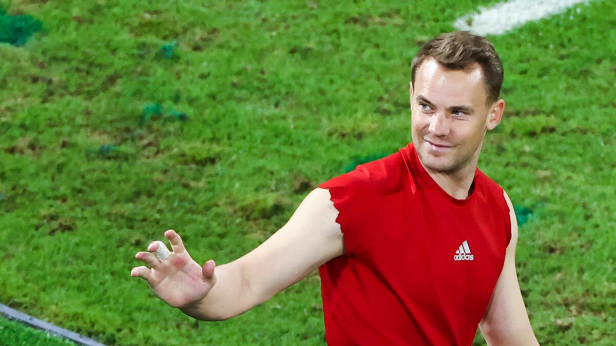 Manuel Neuer : Biographie, salaire, vie privée...(Icon Sport)