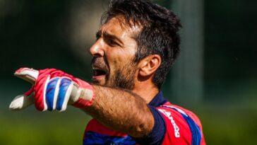 Buffon est déterminé à retrouver la Squadra Azzura (iconsport)