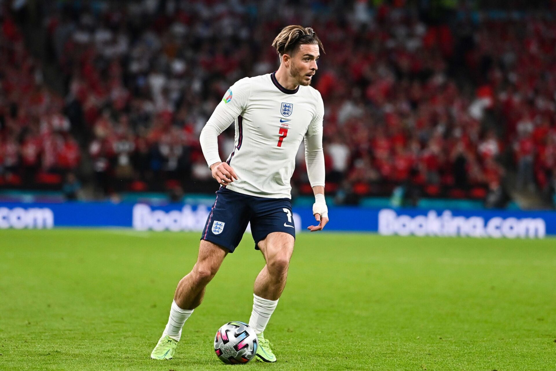 Les Skyblues seraient toujours déterminés à arracher Jack Grealish à Aston Villa en plus d'attirer Harry Kane (iconsport)