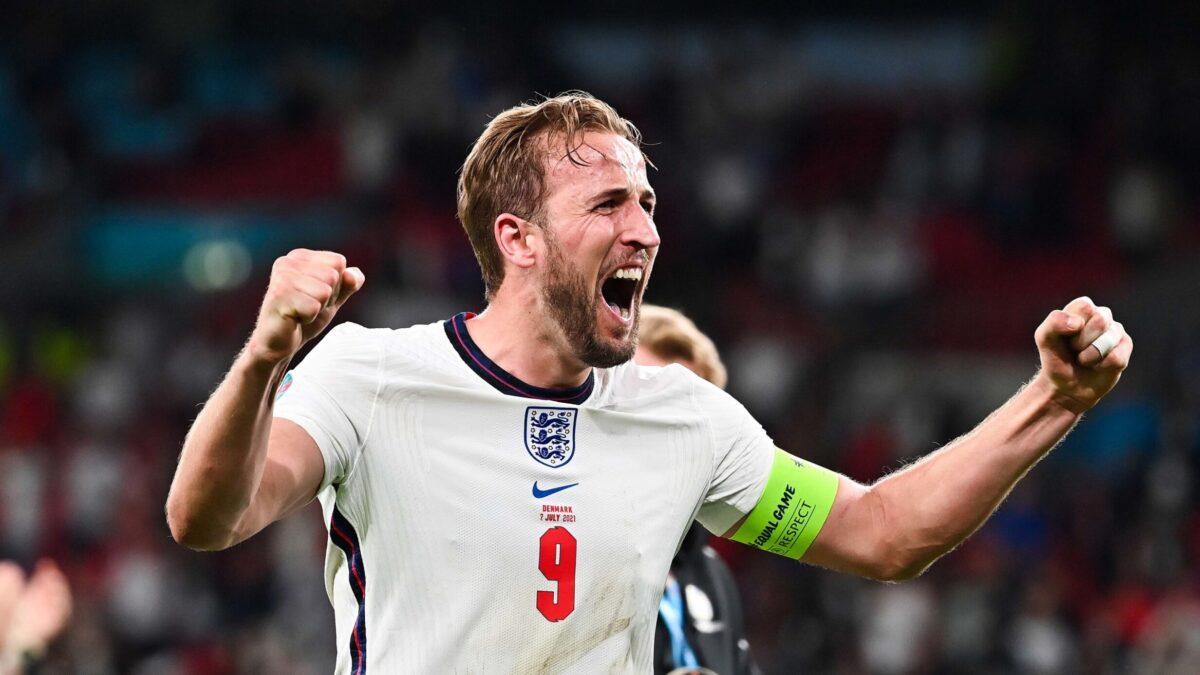 Harry Kane pourrait voir son vœu exaucé et quitter Tottenham pour City (iconsport)