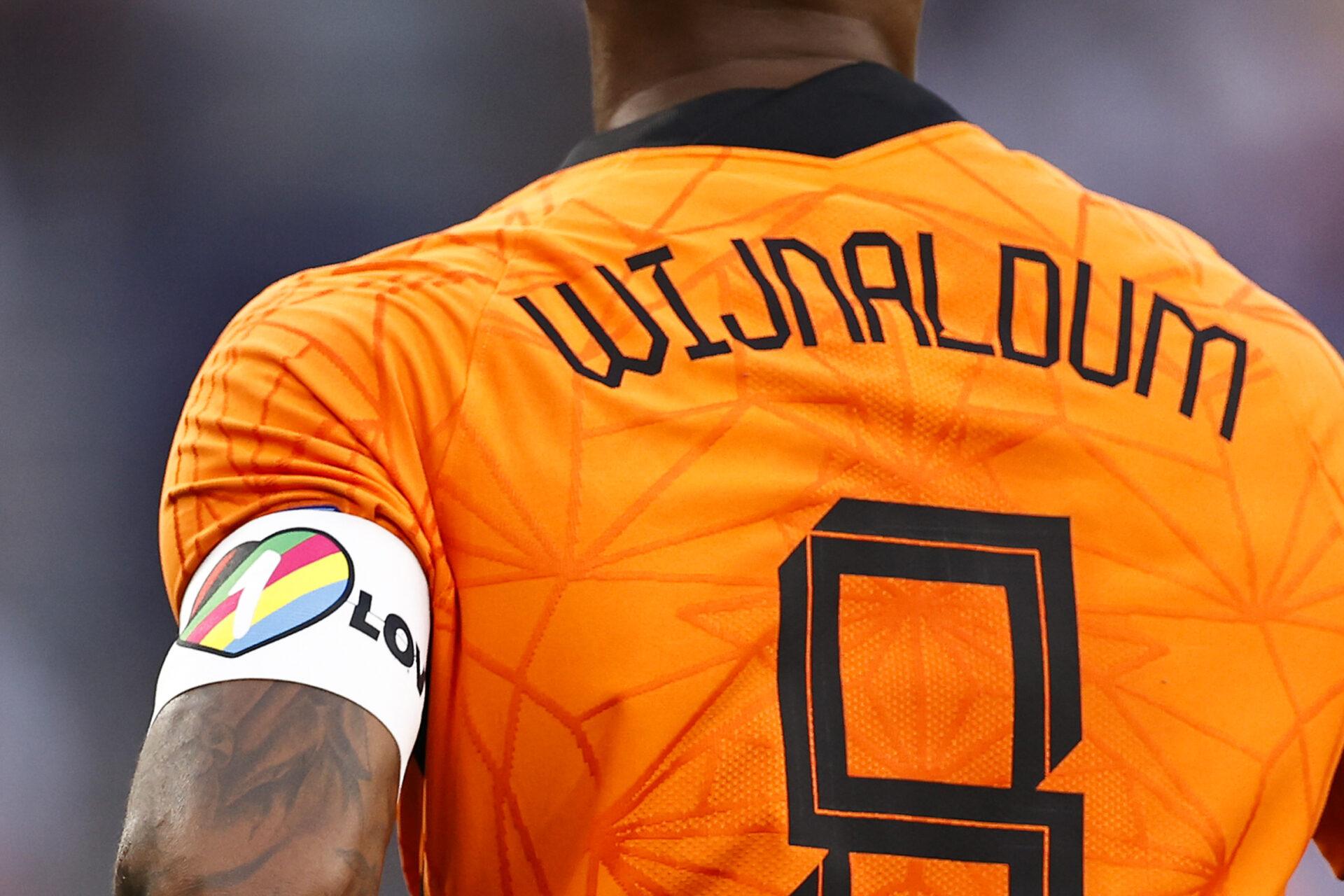 Georginio Wijnaldum sous les couleurs des Pays-Bas (iconsport)
