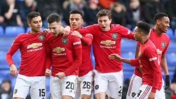 Manchester United pourrait se séparer de 9 joueurs cet été. Icon Sport