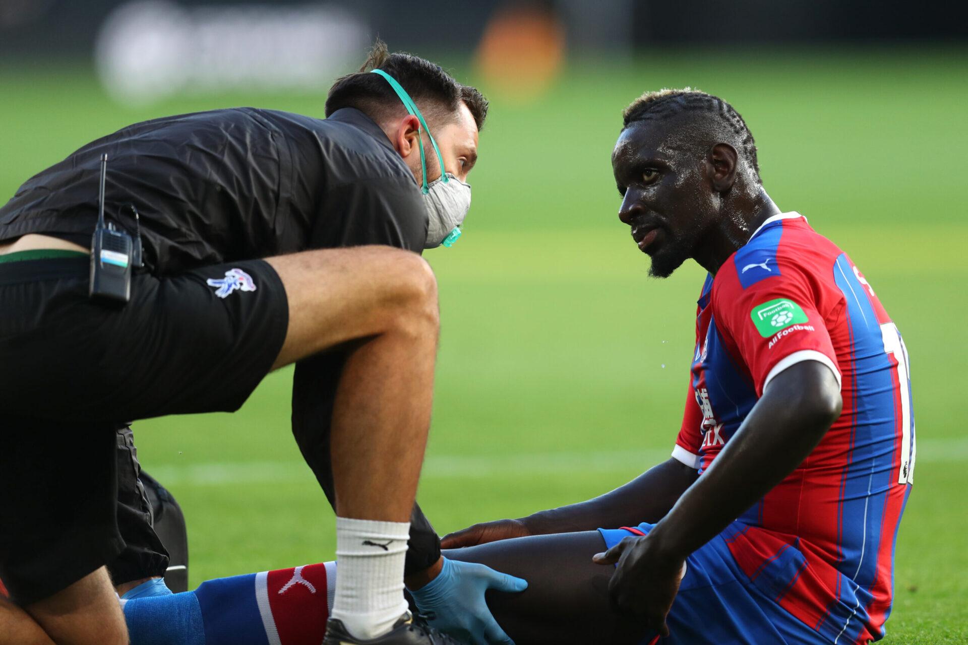 Sakho sort d'une saison très compliquée, notamment à cause de plusieurs blessures (iconsport)