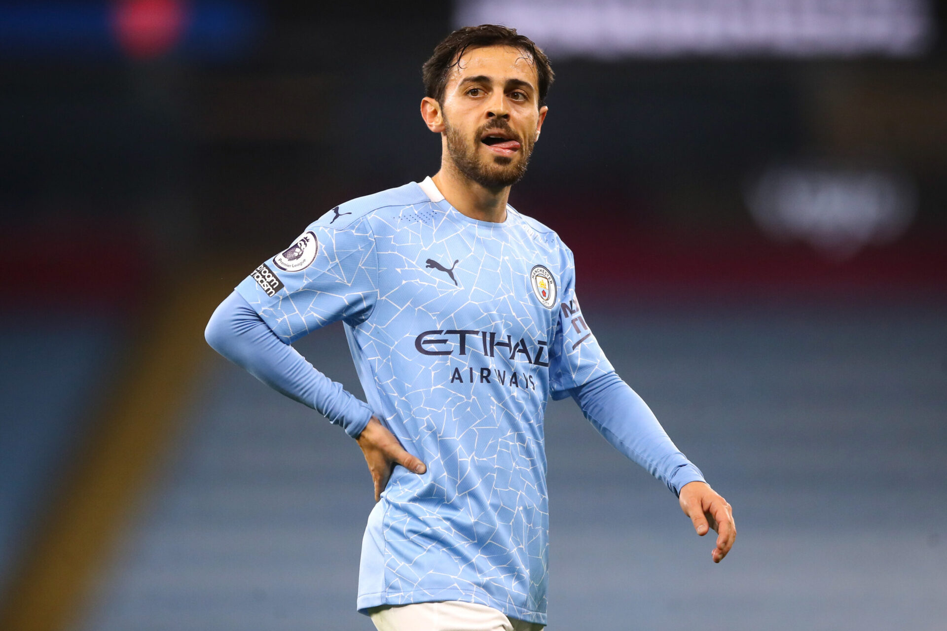 Bernardo Silva souhaiterait quitter Manchester City (Iconsport)