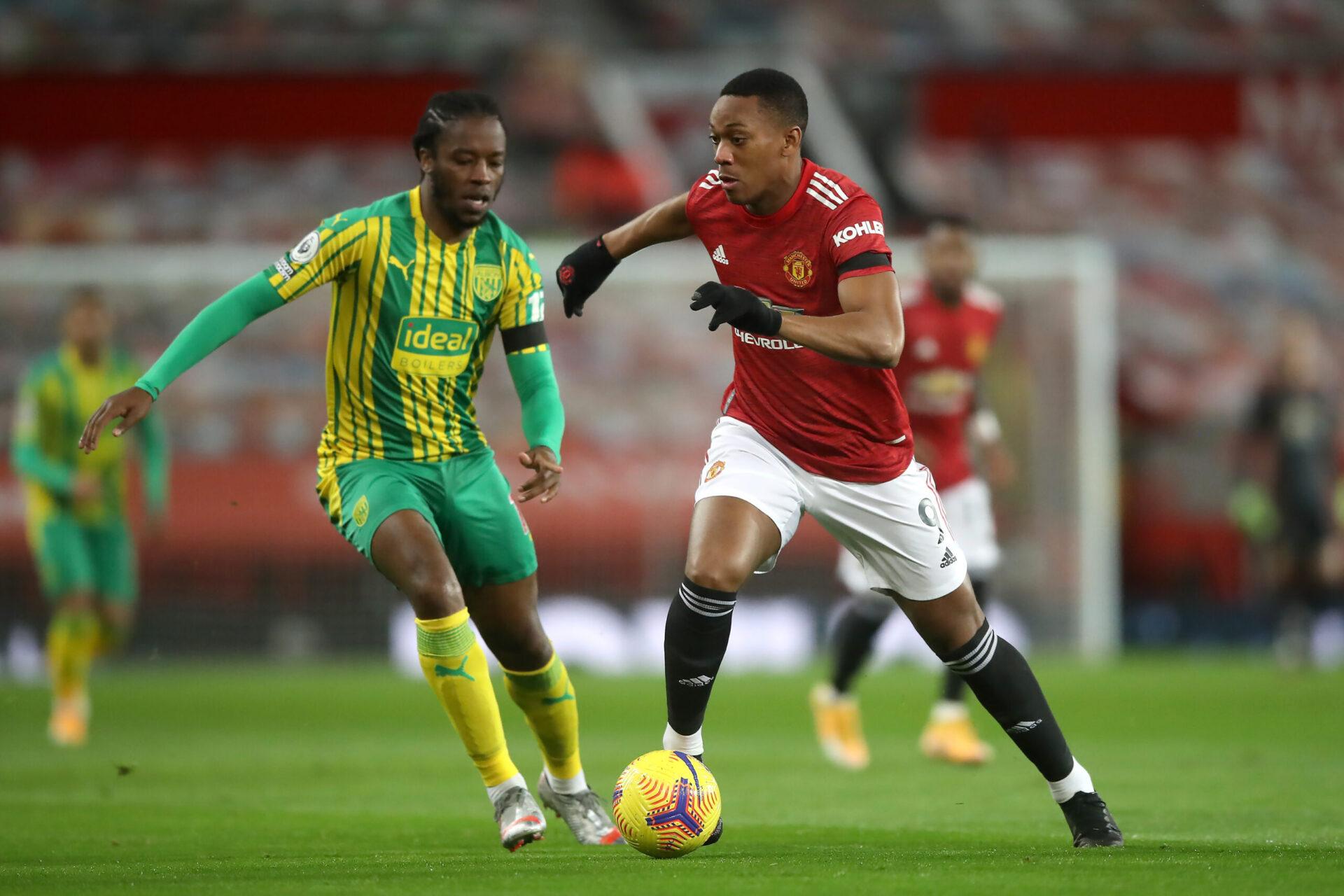 Anthony Martial a un profil qui séduit en Premier League (iconsport)