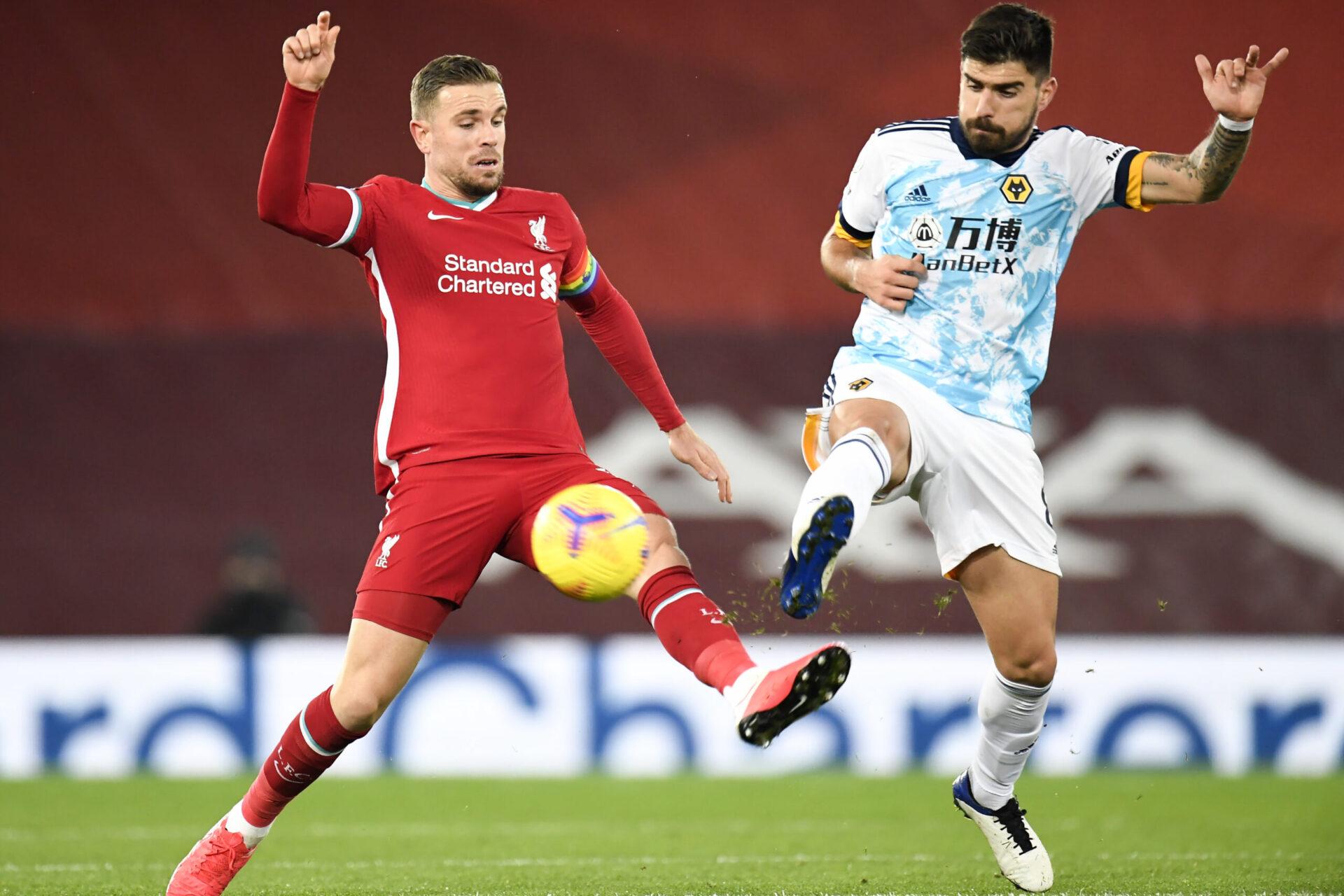 Capitaine de Liverpool, Jordan Henderson pourrait quitter le club cet été après 10 années en rouge (iconsport)