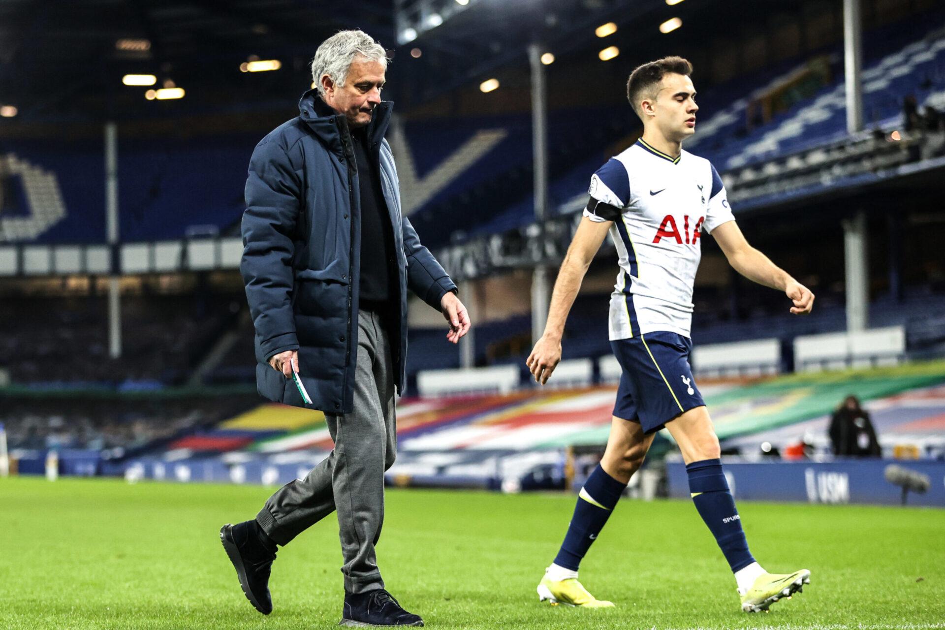 Eliminé de manière précoce en Europa League, tout ne s'était pas terminé comme il l'avait souhaité lors de son passage à Tottenham (iconsport)