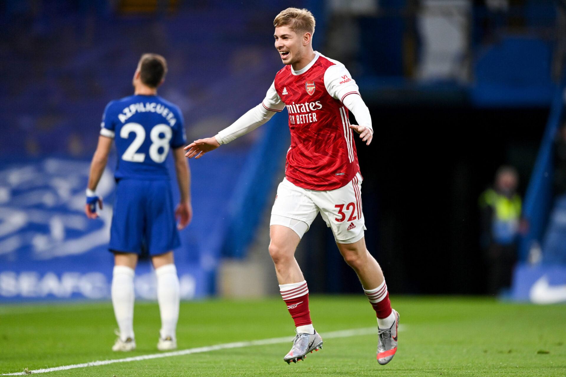 Arsenal voulait absolument prolonger Smith Rowe cet été (iconsport)
