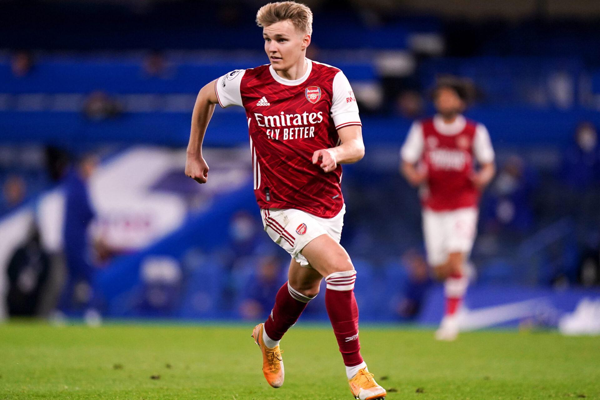 Arsenal pourrait revenir à la charge pour Martin Ødegaard (iconsport)