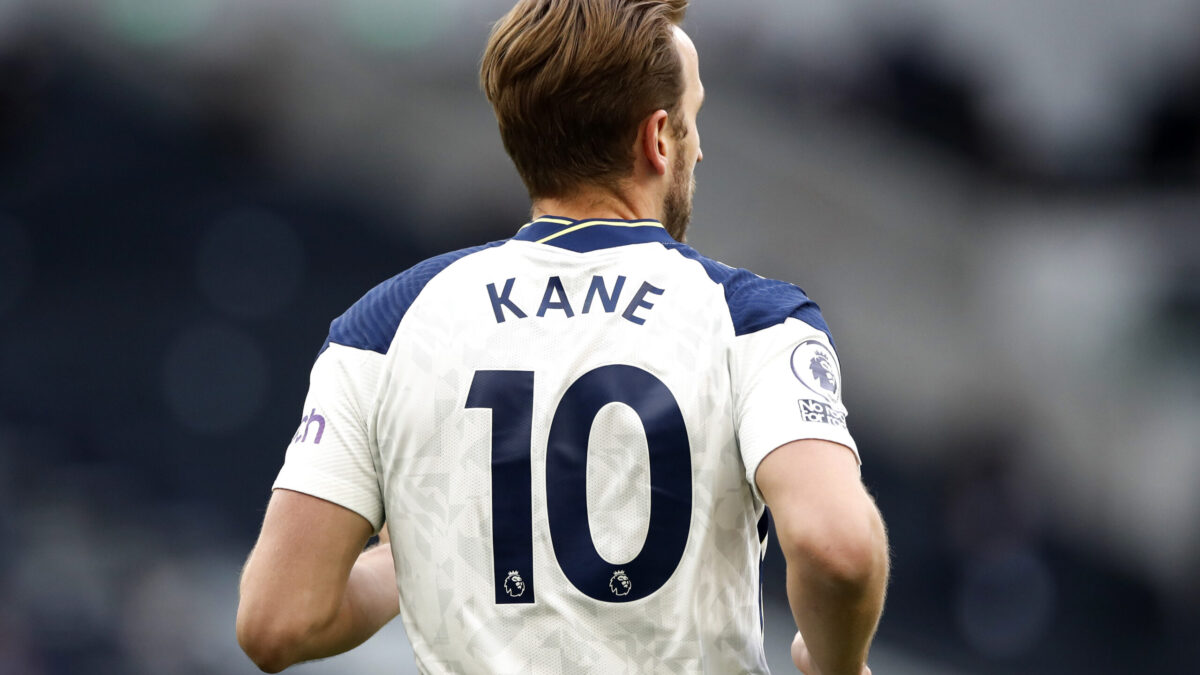 Tout savoir sur l'attaquant anglais Harry Kane (iconsport)