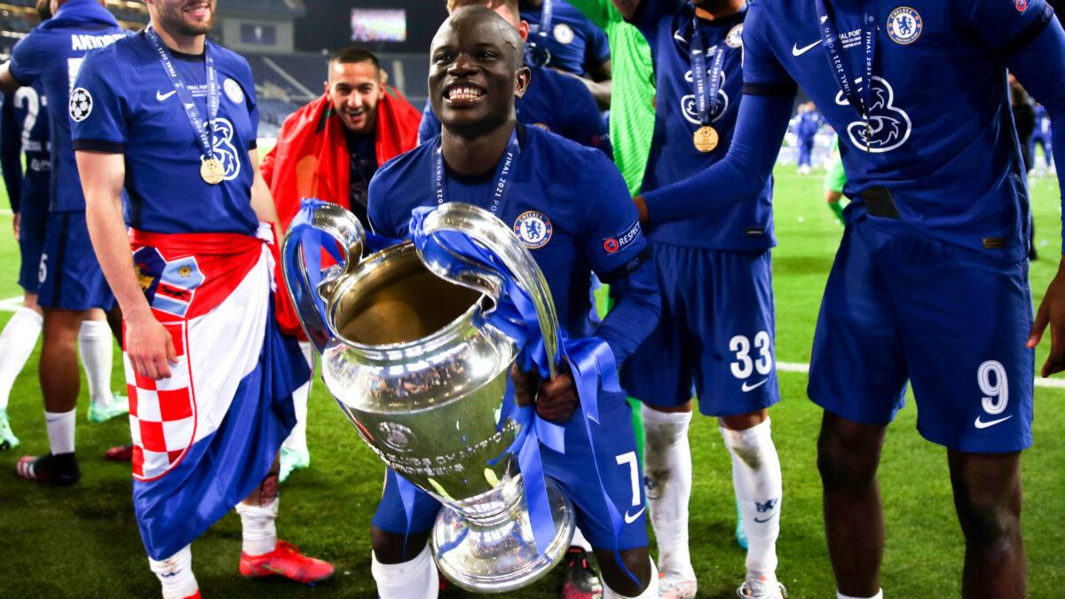 Canal + et RMC Sport se partageront les deux plus belles affiches de Ligue des Champions jusqu'en 2024. Icon Sport
