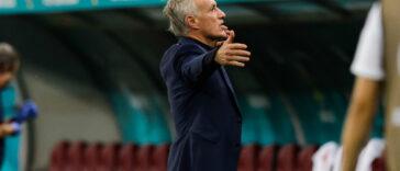 Les Bleus de Didier Deschamps se souviendront de leur passage en Hongrie... Icon Sport