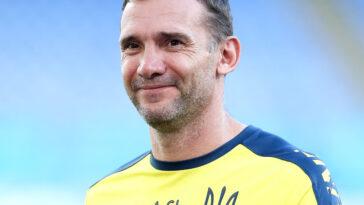 La sélection ukrainienne d'Andriy Chevtchenko, qui s'apprête à défier l'Angleterre en quart de finale de l'Euro, fait des émules... au sein même de son gouvernement ! Icon Sport