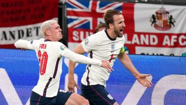 L'Angleterre s'est qualifiée pour la finale de l'Euro en stoppant l'aventure du Danemark. Icon Sport
