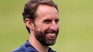 Gareth Southgate veut voir l'Angleterre gagner la finale de l'Euro 2020, dimanche 11 juillet contre l'Italie. Icon Sport