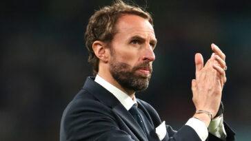Gareth Southgate, le sélectionneur de l'Angleterre, a tiré le bilan de l'Euro 2020 en conférence de presse après la défaite en finale contre l'Italie, dimanche 11 juillet. Icon Sport