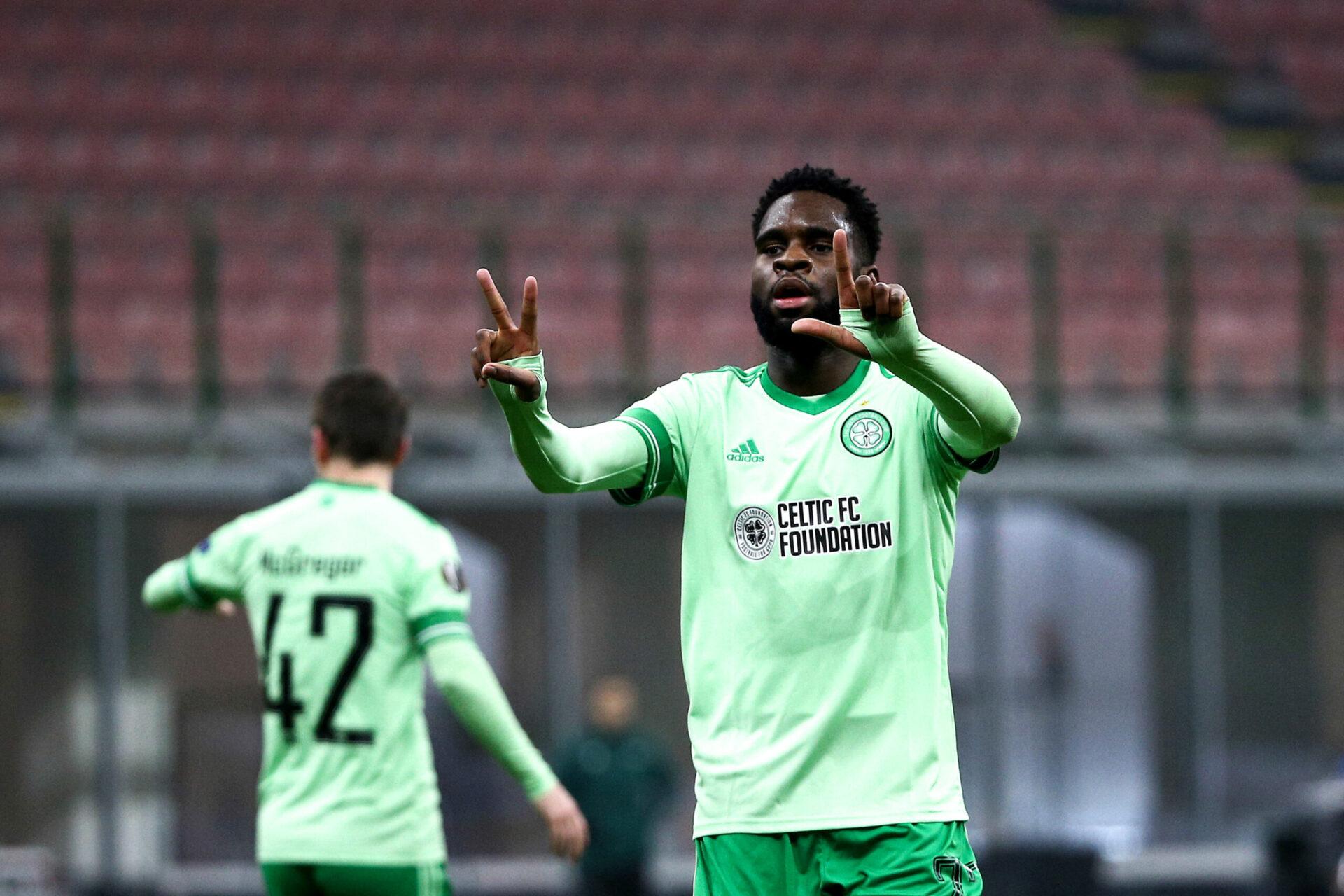 Édouard sort d'une nouvelle superbe saison avec le Celtic (iconsport)