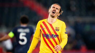 Griezmann pourrait être poussé vers la sortie cet été pour faire de la place à Messi (iconsport)