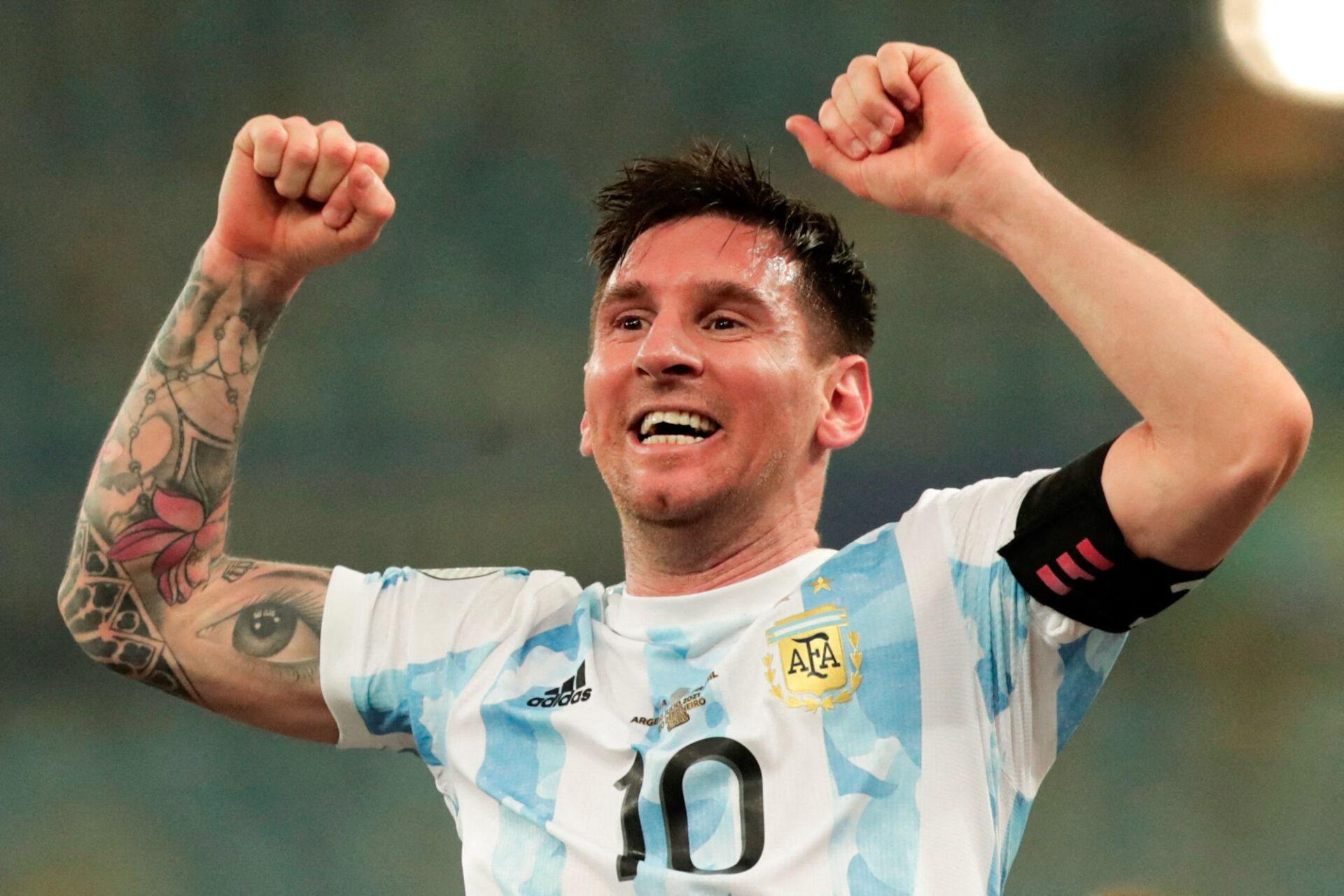 Lionel Messi peut exulter : il tient son premier trophée international avec l'Argentine. Sa victoire finale en Copa América sera un argument pour lui permettre de remporter un septième Ballon d'Or. Icon Sport