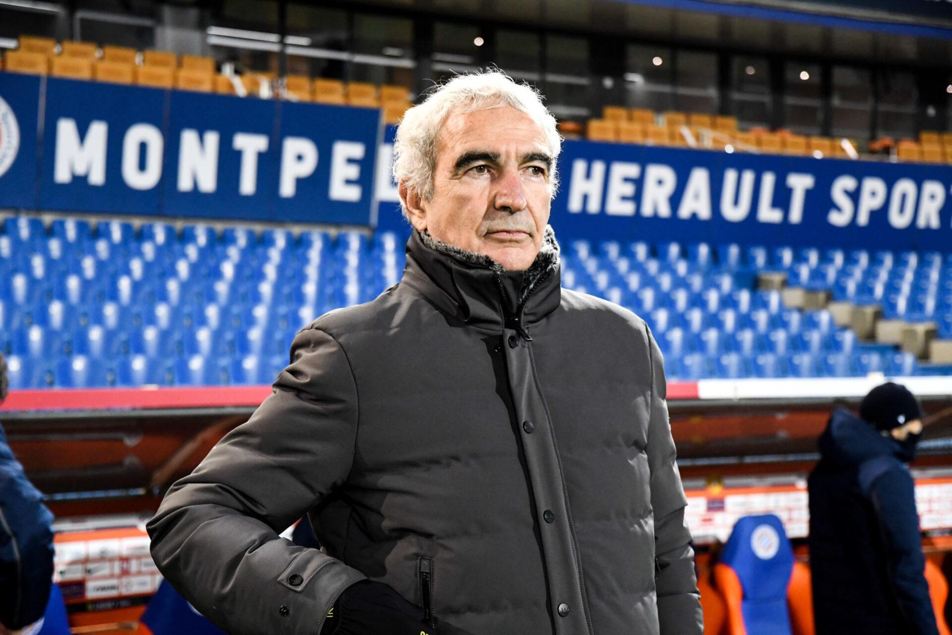 Raymond Domenech se voit déjà reprendre les rênes d'une équipe, et notamment une sélection nationale. Icon Sport
