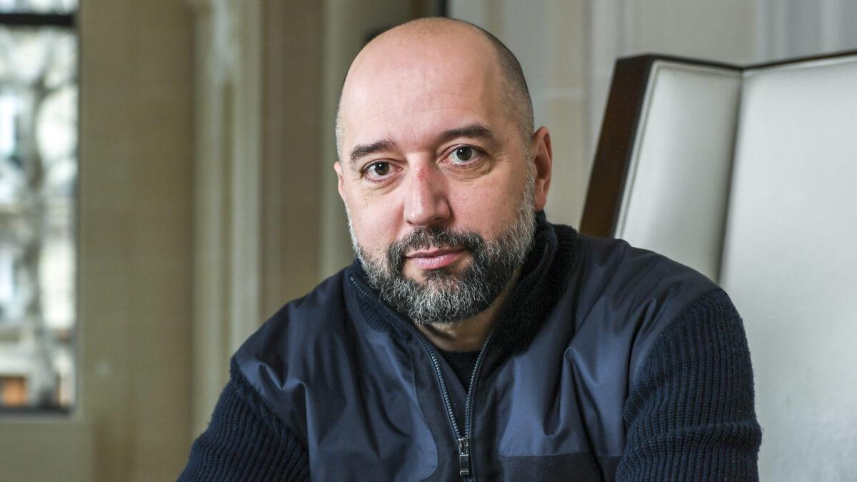 Gerard Lopez est officiellement le nouveau patron des Girondins de Bordeaux. Icon Sport