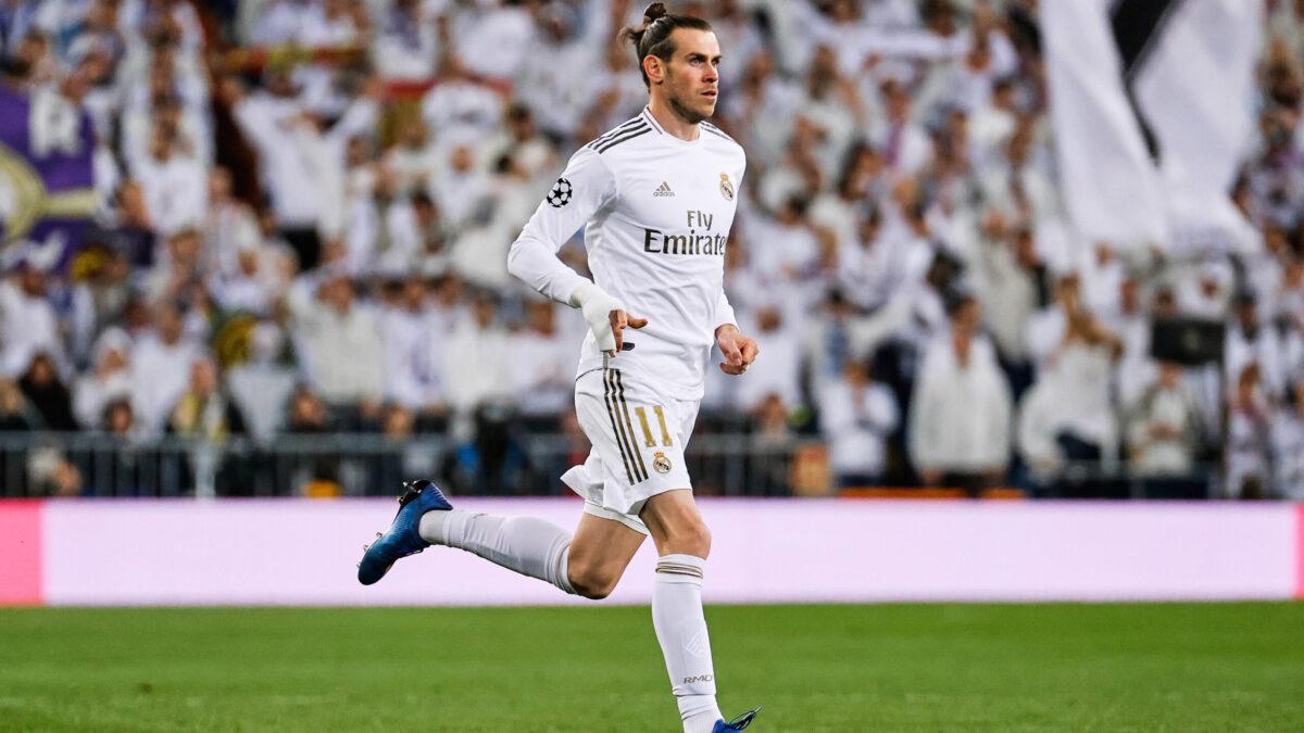 Gareth Bale ne portera plus le numéro 11 au Real Madrid. Icon Sport