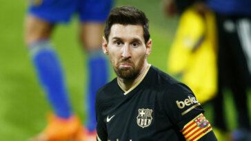 Le contrat de Lionel Messi au FC Barcelone ayant expiré, l'Argentin est officiellement un joueur libre depuis ce jeudi 1er juillet. Icon Sport