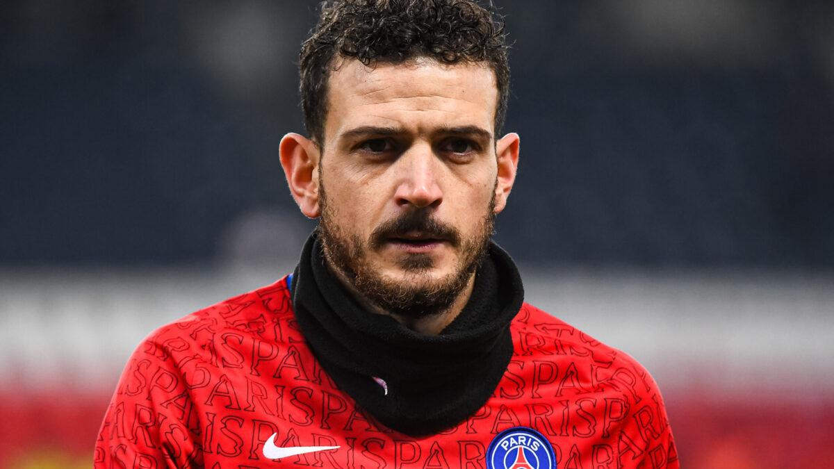 Après une saison en prêt Alessandro Florenzi quitte Paris. Le latéral italien l'a annoncé sur ses réseaux sociaux (iconsport)