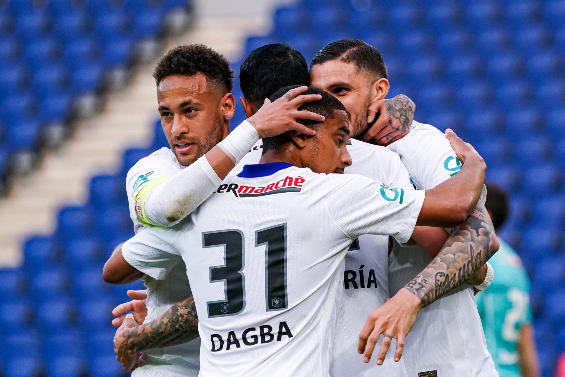 Neymar est très bien intégré au PSG (Icon Sport)
