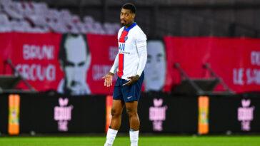 Presnel Kimpembe : Biographie, salaire, vie privée...Tout savoir sur le défenseur du PSG ! (Icon Sport)