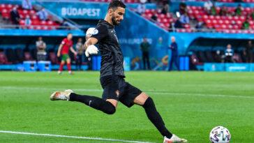 Rui Patrício est le nouveau gardien de l'AS Rome (iconsport)