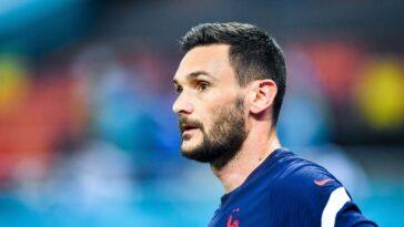Hugo Lloris, le gardien de but des Bleus (Icon Sport)