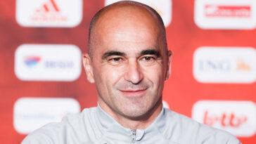 Roberto Martinez a annoncé lui-même son maintien à la tête de la sélection belge, jeudi 8 juillet. Arrivé en 2016, l'Espagnol souhaite poursuivre au moins jusqu'à la Coupe du monde 2022 (iconsport)