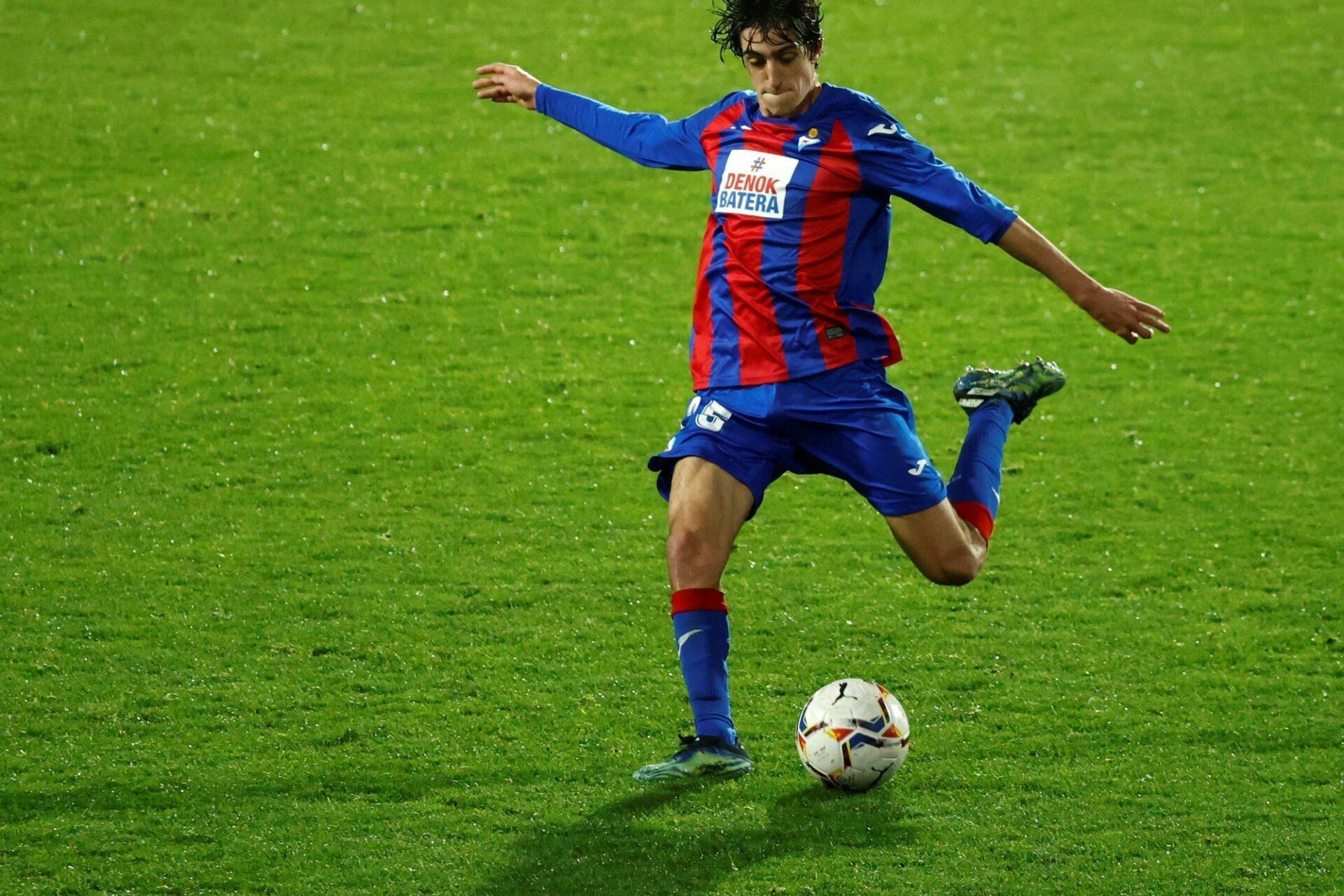 Bryan Gil a été épatant en Liga la saison dernière avec Eibar, où il était prêté par le Séville FC. Icon Sport
