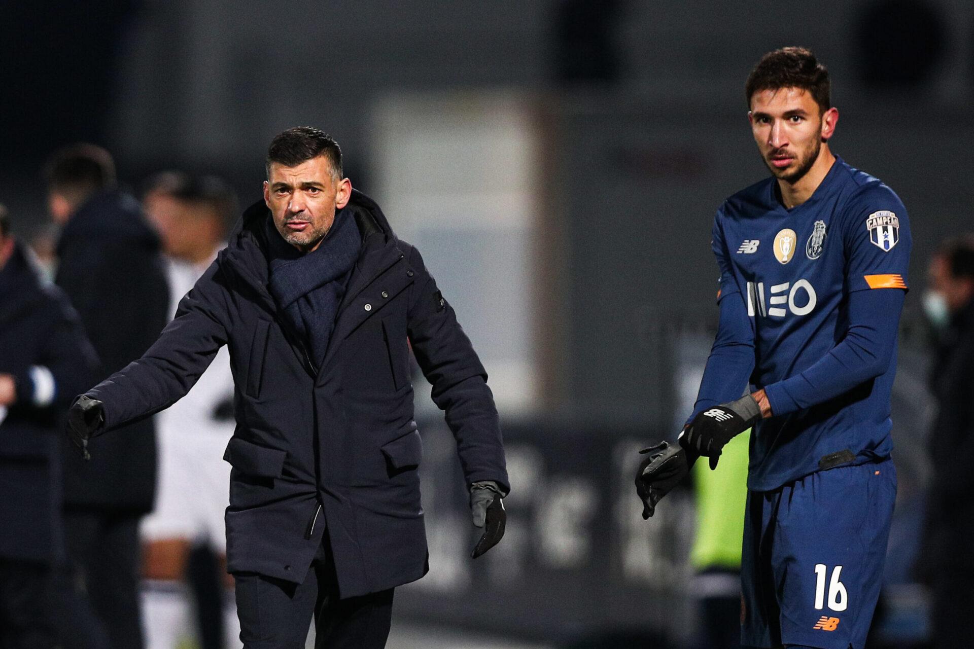 Sergio Conceição et Marko Grujić se retrouvent à Porto (iconsport)
