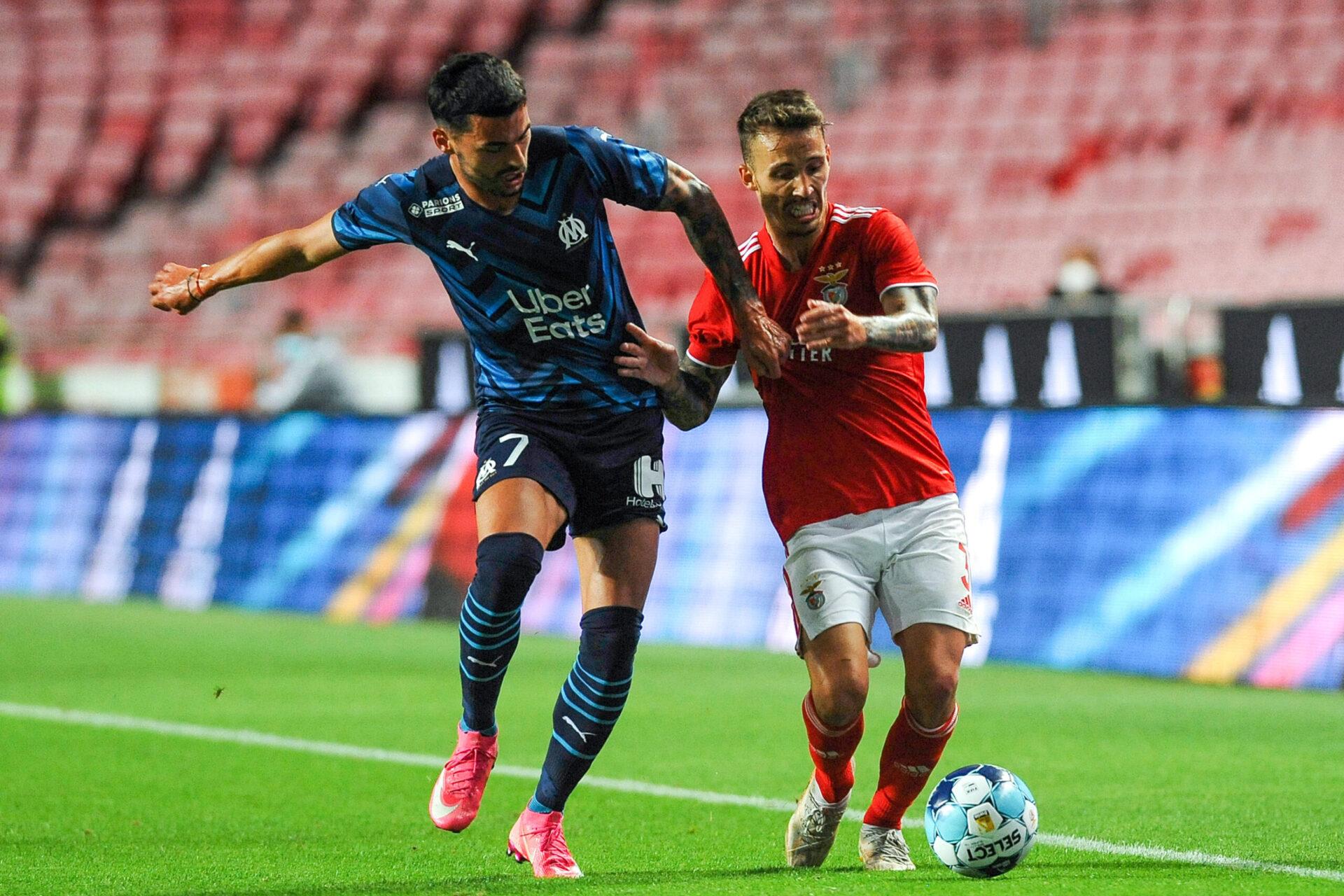 Le Benfica aurait aussi voulu attirer Radonjic cet été (iconsport)
