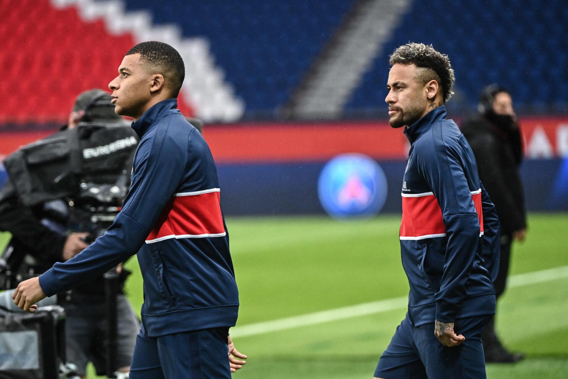 Neymar veut évidemment jouer avec Mbappé (iconsport)