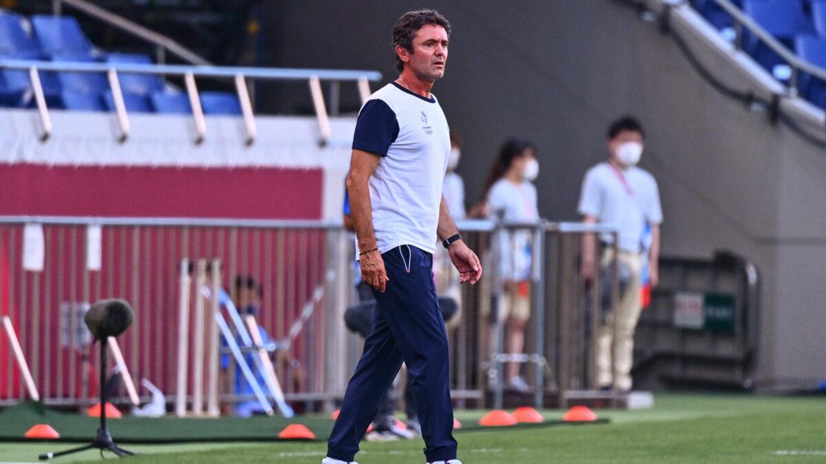 Sylvain Ripoll croit en ses joueurs face au Japon (iconsport)