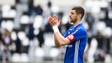 Mitrović quitte Strasbourg pour Getafe (iconsport)
