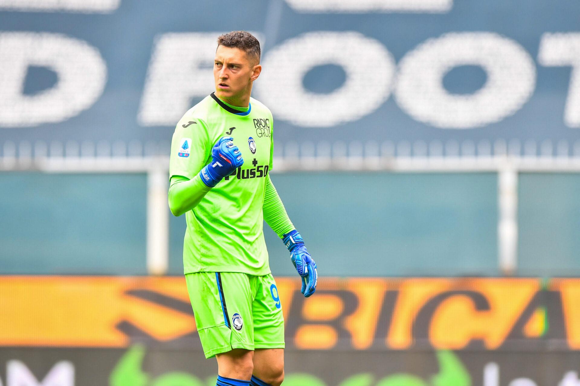 Tottenham aurait bouclé l'arrivée de Pierluigi Gollini (iconsport)