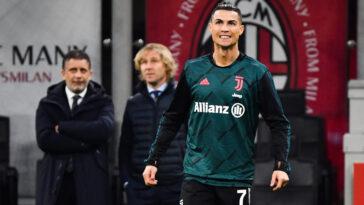 Cristiano Ronaldo devrait bien être à la Juventus la saison prochaine (iconsport)